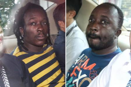 Two Nigerians charged over roles in Internet love scams involving at least $85,700