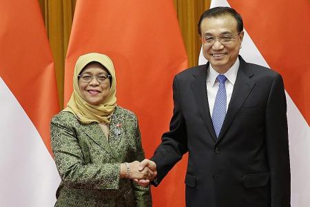 Singapore's diversity is its strength: President Halimah Yacob