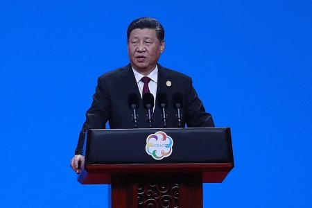 Xi calls for openness, says no civilisation superior