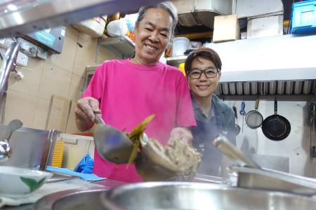Makansutra: Hock Lam's legacy lives on at Empress Place Beef Kway Teow