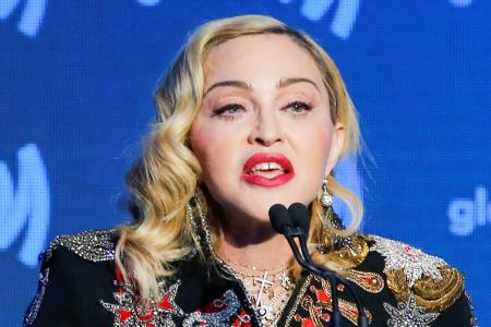 Madonna determined to sing at Eurovision finals