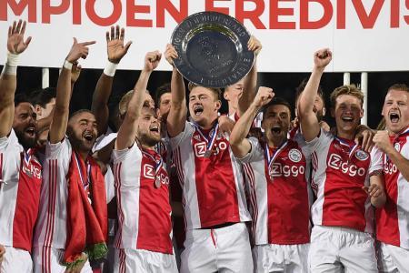 Ajax Amsterdam dedicate double success to Abdelhak Nouri