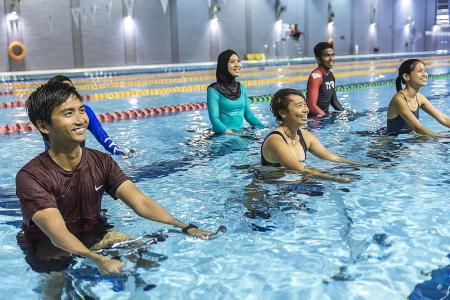 New June Aqua Fitness Pass