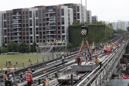 Canberra station on North-South Line to open on Nov 2