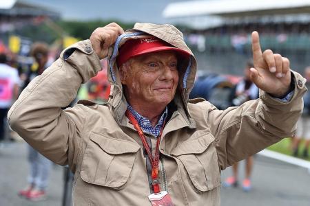 F1 mourns death of racing legend Niki Lauda