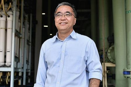PUB to start upgrading works at Tuaspring desalination plant