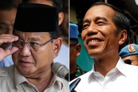 Joko declared leader, opponent protests result