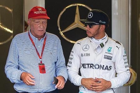 Lewis Hamilton heads into Monaco with a heavy heart