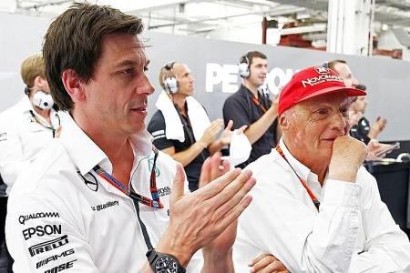 Toto Wolff on Niki Lauda's death: F1 stripped of its heart and soul