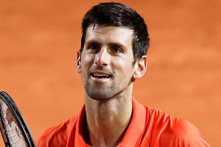 Federer, Nadal in the way of Djokovic's bid for historic 'Djoko Slam'