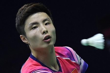 Shi Yuqi stuns Kento Momota as China lift Sudirman Cup