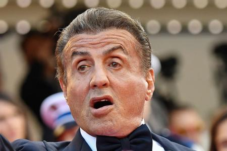 Stallone never expected to make it in Hollywood