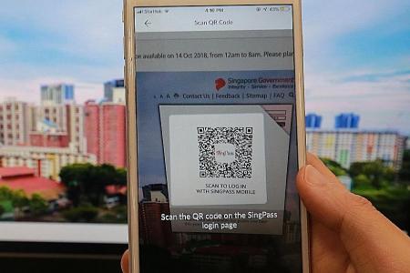 SingPass app can soon be used as digital identity