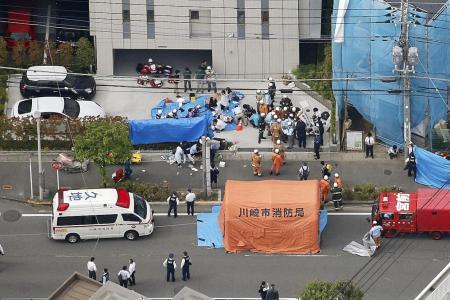 Japan mass stabbing: Ryuichi Iwasaki, 51, identified as Kawasaki attacker
