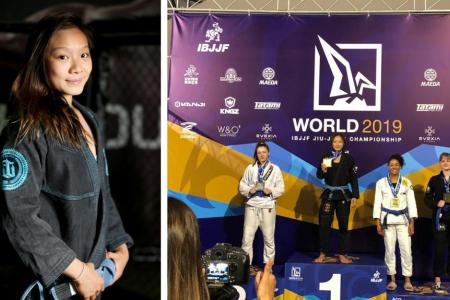 Constance Lien after winning world title: I hope this inspires girls at home