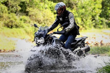 First look: Moto Guzzi V85 TT