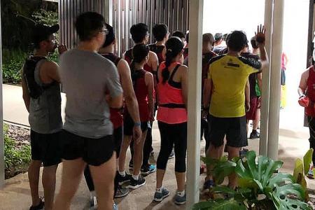 Sundown Marathon apologises for late flag-off, lack of water
