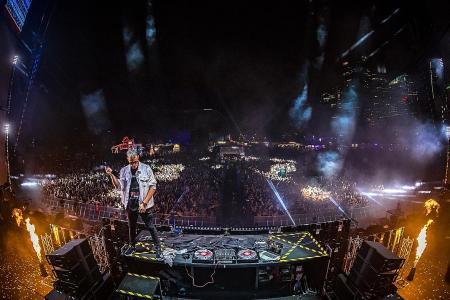 Fans upset as music festival Ultra Singapore shifts indoors