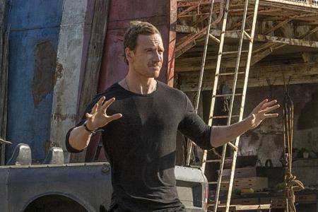 Fassbender 'jealous' about not being villain in Dark Phoenix