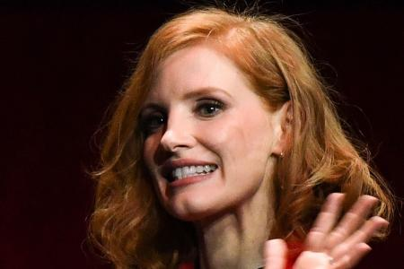 Jessica Chastain is X-Men's newcomer