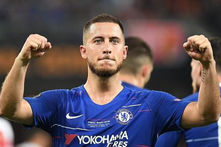 Chelsea accept Real Madrid offer for Eden Hazard