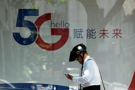 China issues 5G licences amid Huawei setback