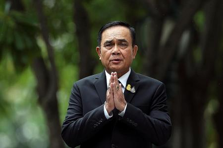 Thai junta chief vows to 'do his best' as civilian