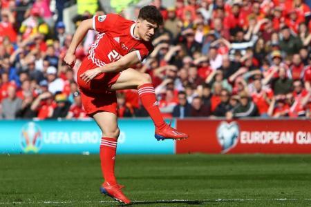 Man United confirm deal for Swansea winger James