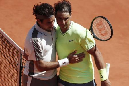 Nadal reaches 12th French Open final after defeating Federer