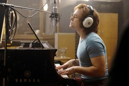 Elton John aimed for honesty in Rocketman: You can't leave out the bad