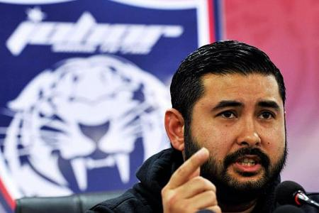 Tweet by Johor Crown Prince stirs controversy on social media