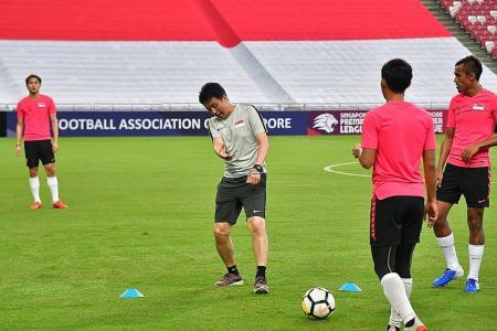 Lions coach Tatsuma Yoshida unfazed by criticism