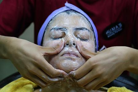 Make the most of your facial for glowing skin