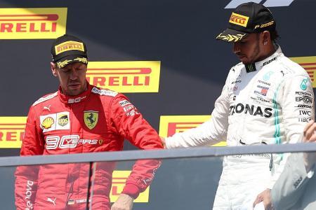 Ferrari to appeal Sebastian Vettel's penalty
