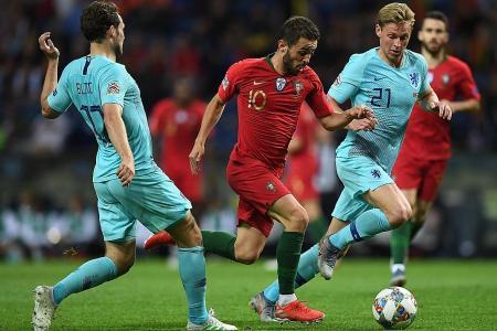 Richard Buxton: Portugal's future looks bright with shiny Silva