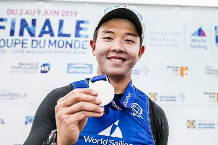 Silver medal lifts Ryan Lo's confidence ahead of Olympic qualification