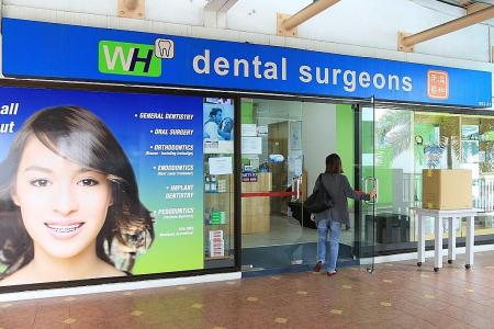 Dentist punished a fourth time by Singapore Dental Council