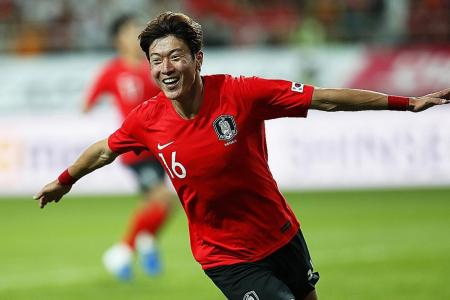 South Korea and Iran share spoils in Seoul friendly