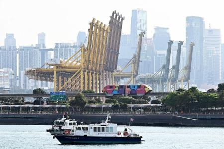 Singapore growth prospects hit by trade war, forecast falls to 2.1%
