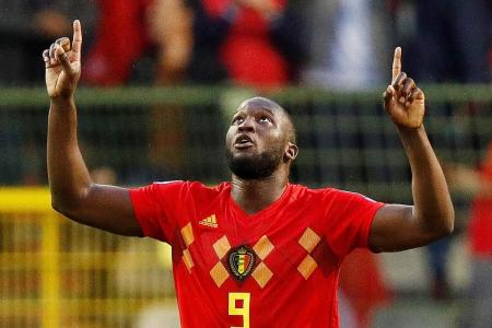 Romelu Lukaku hints at Manchester United exit