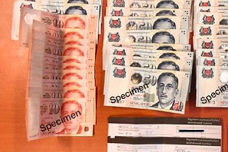Trio arrested for suspected fraudulent loan applications