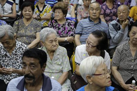 Eligible seniors to receive MediSave top-ups in July