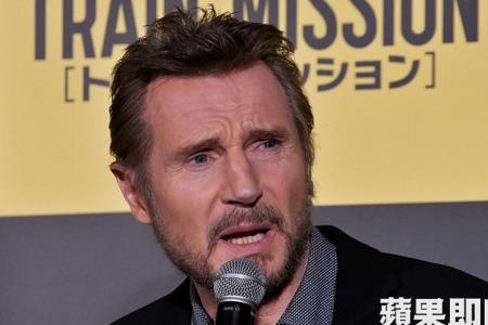 Thompson, Neeson discussed his race outburst