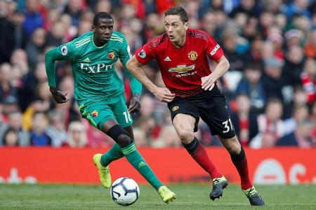 Man United must be ready to win trophies: Nemanja Matic