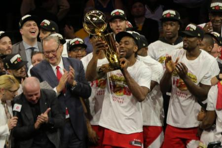 Raptors beat Warriors to clinch first NBA title