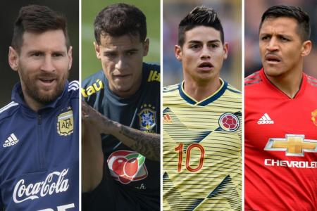 Neil Humphreys: Why these Copa stars must shine