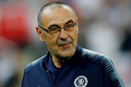 Juventus appoint Sarri as coach