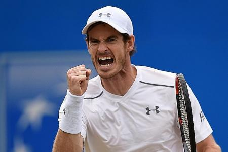 'Life-changing' operation rekindles Andy Murray's love of tennis
