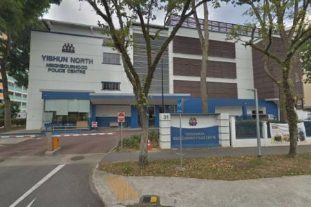 Police officer dies after being found with gunshot wound to head at Yishun North NPC