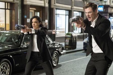 Movie reviews: Men In Black: International, Murder Mystery